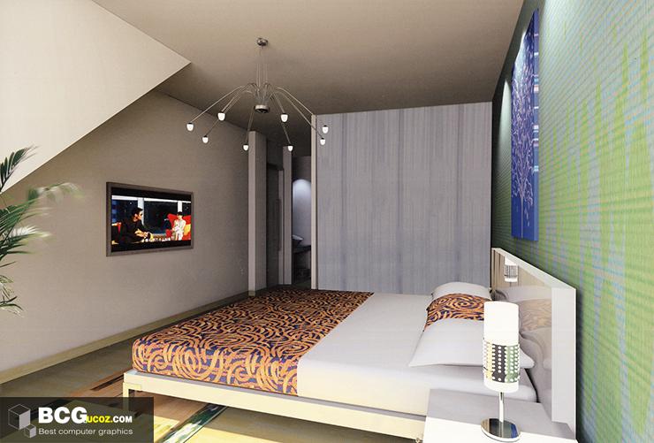 Bedroom Designs 3d Max Interior Design Bedroom Models Free Download