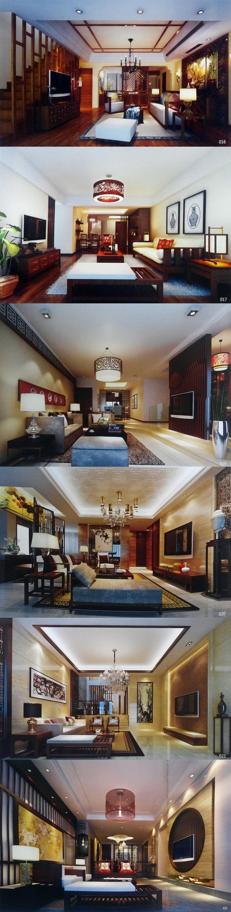 Living room interior design 3d model vol 1 download for Model interior design living room